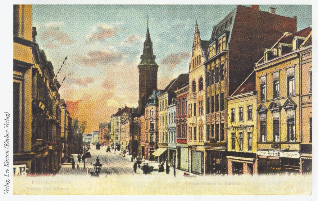 Venloerstraße Köln